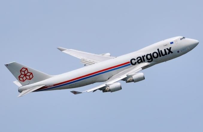 Boeing 747-400 Cargolux