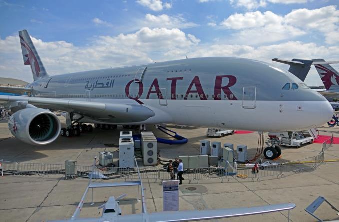 qatarair - Qatar Airways начнет вывод из эксплуатации  A380 с 2024 года