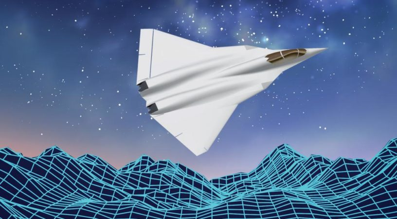scaf 816x450 - Dassault Aviation и  Airbus уже в феврале приступят к совместной разработке нового истребителя