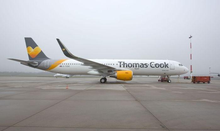 thomascook - Thomas Cook может продать свою авиакомпанию Condor