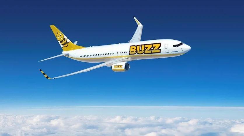 Авиакомпания Ryanair Sun возродит бренд Buzz