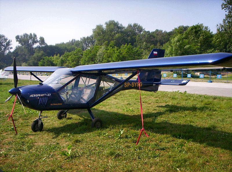 800px Aeroprakt 22 2 - КБ «Аэропракт» и самолеты А-27, А-33