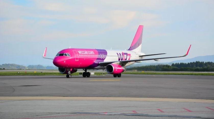 Wizz Air признана лучшей бюджетной авиакомпанией в Европе