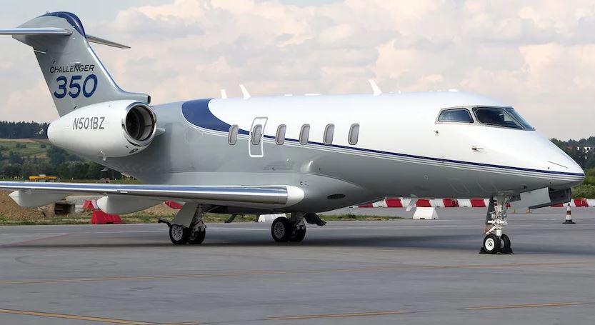 Challenger 350 - самый продаваемый бизнес-джет в мире