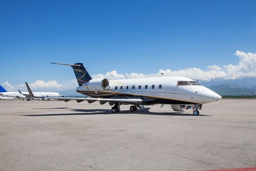 Состояние спроса на услуги деловой и частной авиации за текущую неделю