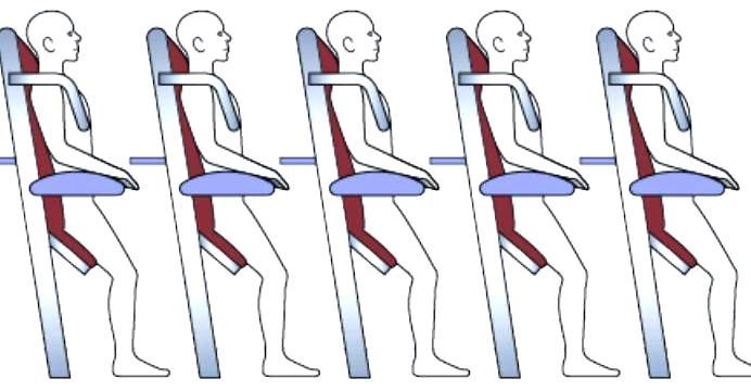 Loukoster hochet vvesti stoyachie mesta - Авиакомпания хочет ввести стоячие места для пассажиров