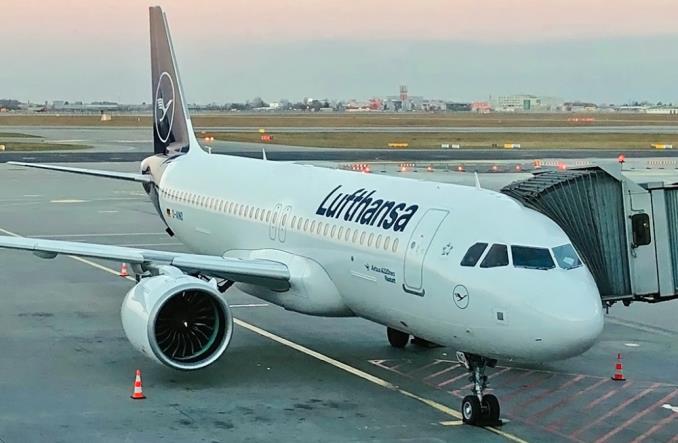 LufthansaNewLiveryA320neo - Lufthansa  планирует обновить флот и не исключает покупку BoeingB737 MAX