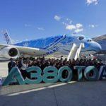 ana380 150x150 - Первый Airbus A380 для ANA покинул сборочный цех