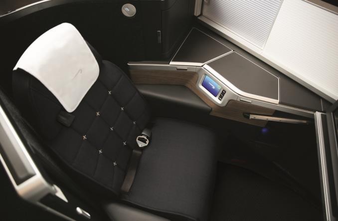 britishairwaysbusinessclassnew1 - British Airways создала новый салон бизнес-класса для  A350-1000