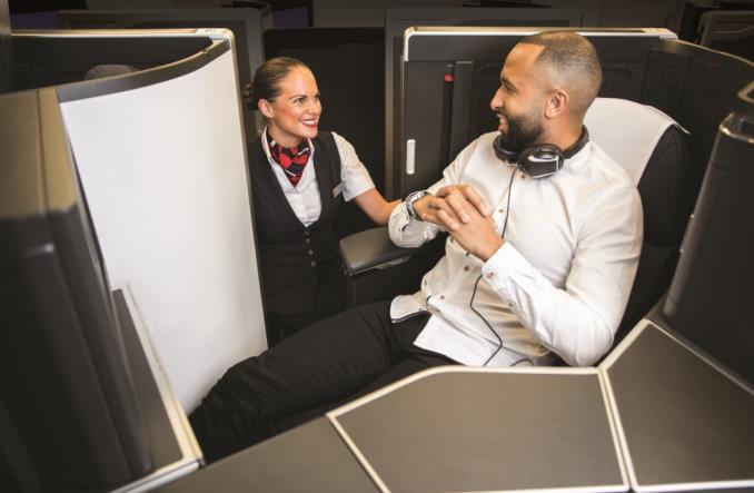 britishairwaysbusinessclassnew2 - British Airways создала новый салон бизнес-класса для  A350-1000