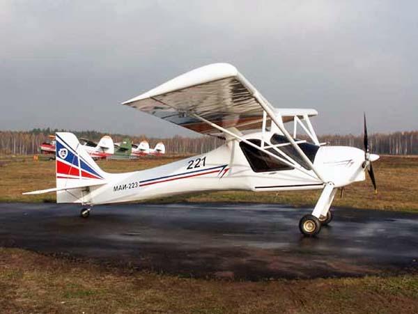 mai223 1 - КБ МАИ и самолет МАИ-223 «Китенок»