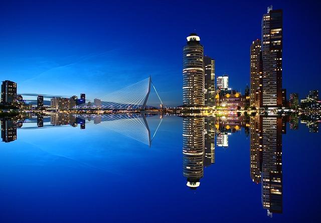 rotterdam 1598418 640 - Европейский город, который даст 100 очков вперёд Дубаю