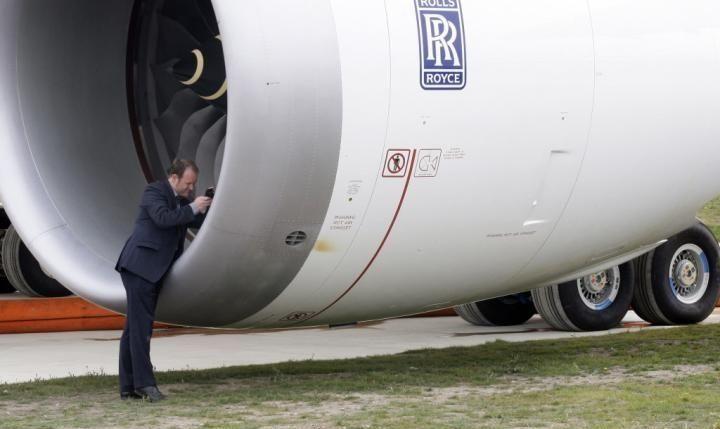 Двигатель Rolls-Royce