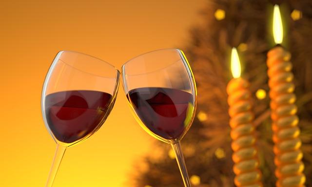 wine 2891894 640 - Новый год вокруг света