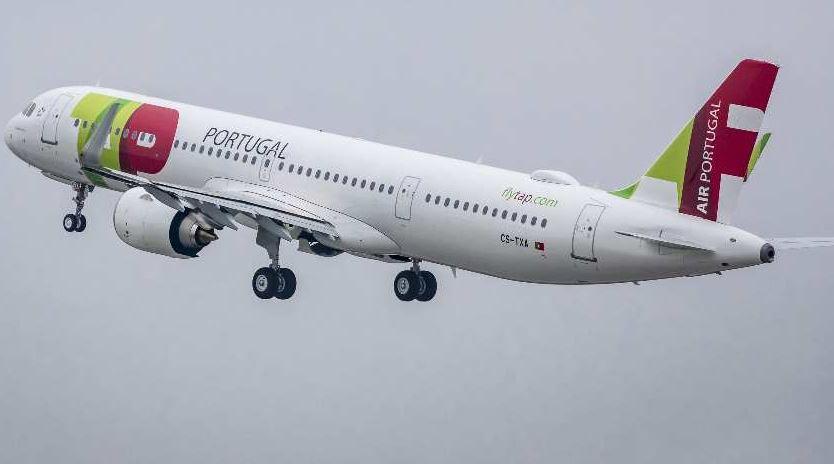 TAP Air получила свой первый Airbus A321LR