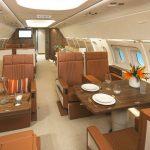 ACJ319 operated by EVA Airways 150x150 - Продукция Airbus Corporate Jets  как ориентир для всего сектора бизнес-авиации