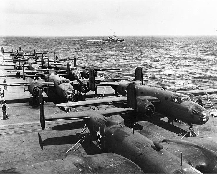 77-я годовщина самой дерзкой воздушной атаки в истории авиации