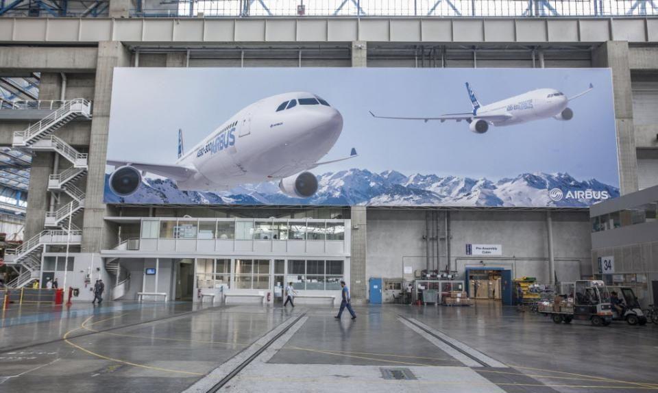 airbus0 - Европейский концерн начал зачистку в руководстве