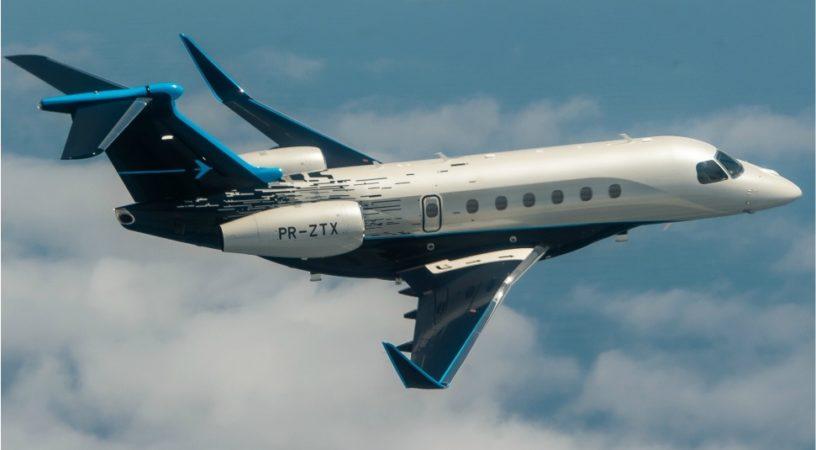 praetor 816x450 - Embraer Praetor 600  проходит завершающую стадию летных испытаний