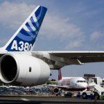{:ru}50-летие Airbus - отражение{:}{:ua}50-річчя Airbus –  відображення{:}