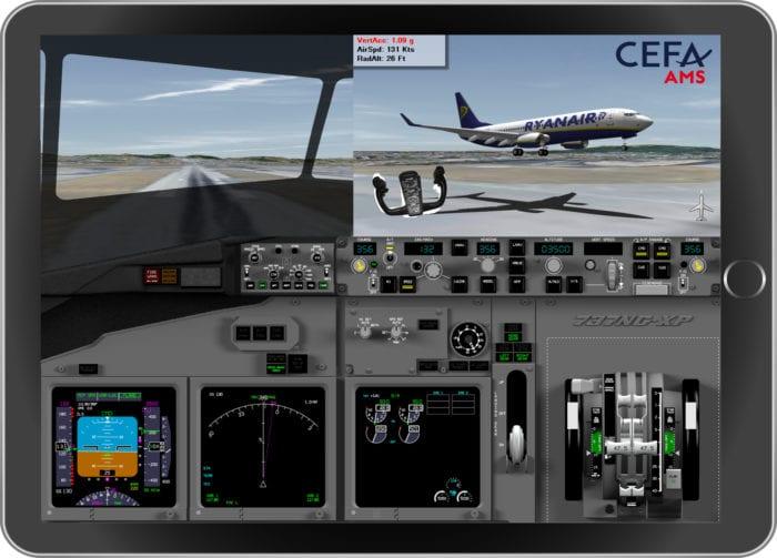 190515 CEFA AMS Ryanair Tablet 700x503 - Ryanair становится лидером в области новых технологий