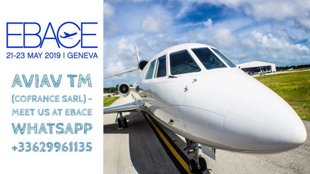 5b4c61a6 4293 4ed8 86ef 4baef5a61b41 1024x576 - Cofrance Sarl (AVIAV TM) на EBACE 2019 в Женеве