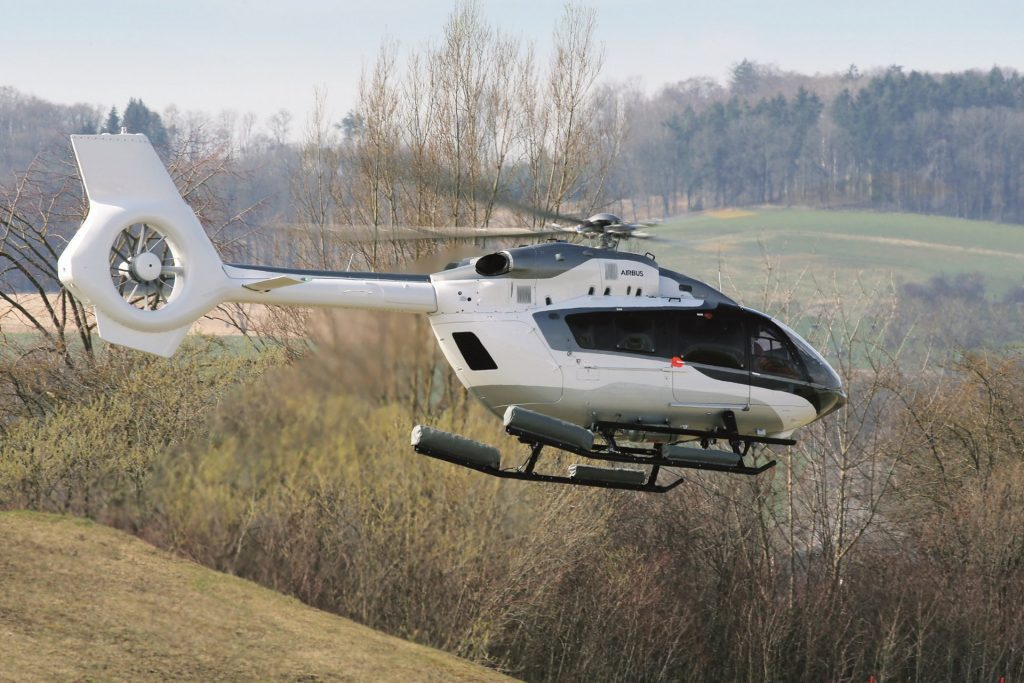 ACH145 1 1 1024x683 - Новые вертолеты для Luviair