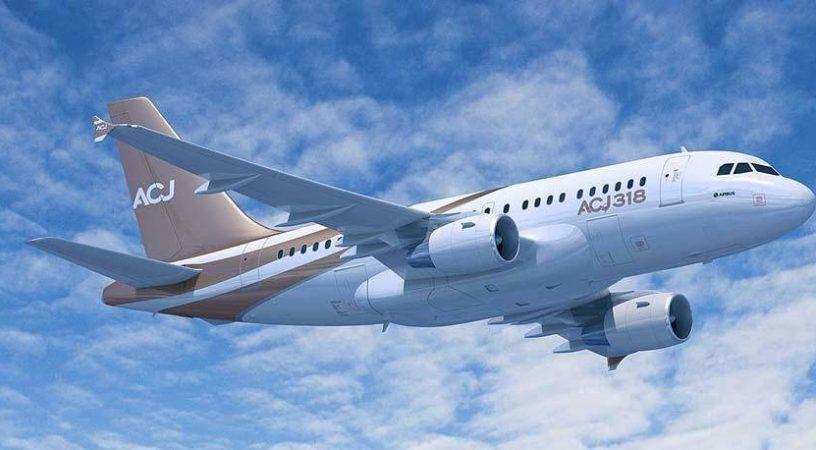 ACJ 318 jet 816x450 - Купить самолет
