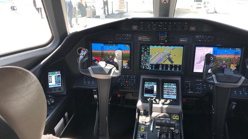 Citation Latitude 2 - Новая страничка бизнес-авиации начинается с Citation Latitude