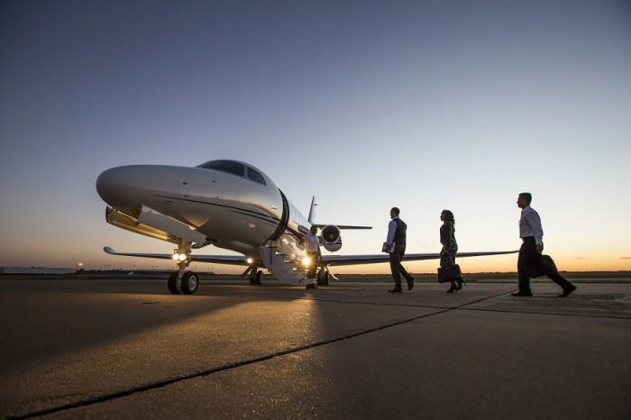 Центральная и Восточная Европа лидируют по темпам роста деловой авиации
