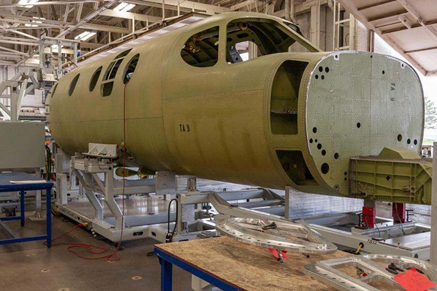 Denali 3 900x600 - Сборка прототипа Cessna Denali близка к завершению