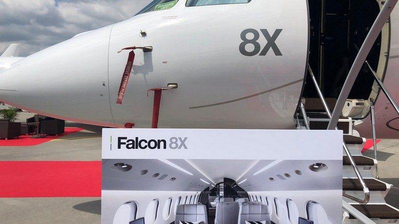 Falcon 8x 1 800x450 - Falcon 8x – бизнес-джет с французской гарантией