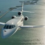 Falcon 900LX 1 150x150 - Система FalconEye  прошла сертификацию в FAA и EASA