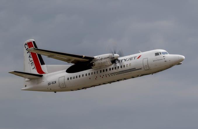 Fokker50CityJet - Air Antwerp - новый игрок в европейском небе