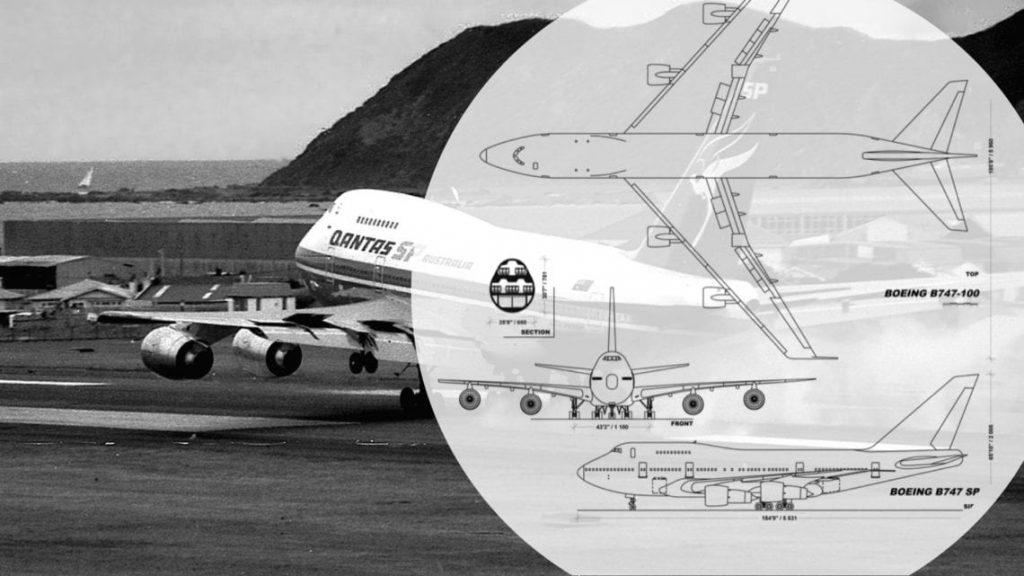 Slide1 18 1024x576 - Самый маленький в мире 747: Boeing 747SP