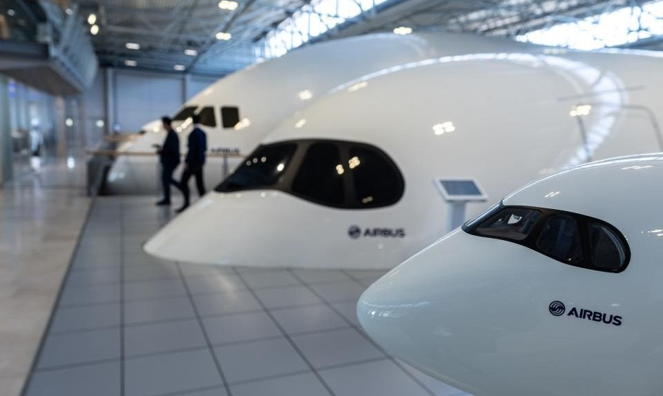 airbus boeing - Airbus не в состоянии воспользоваться кризисом в Boeing