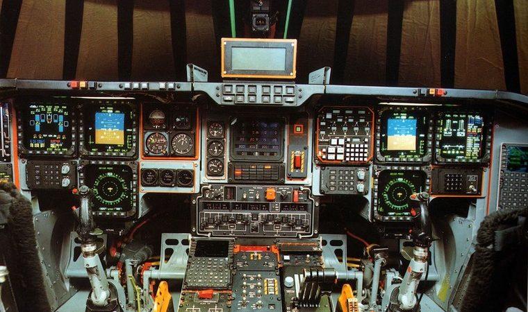 b 2 old free big 760x450 - В интернете  впервые появились фотографии кабины самого дорогого самолета в мире