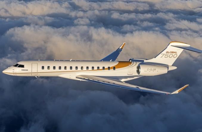 bombardierbizjetglobal - Ответ Bombardier на рекорды Gulfstream - гонка продолжается