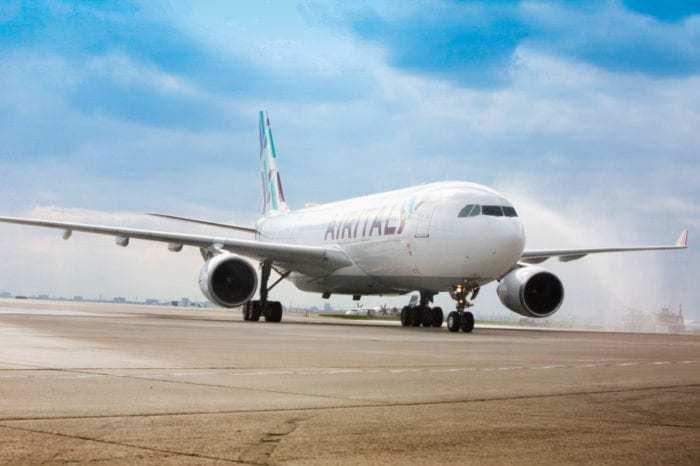 2 7 - Ссора US Airlines  и Air Italy привела к 35-часовой задержке итальянского перевозчика
