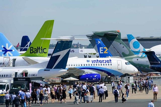 3730 - Вниманию индивидуальных посетителей авиасалона Ле Бурже