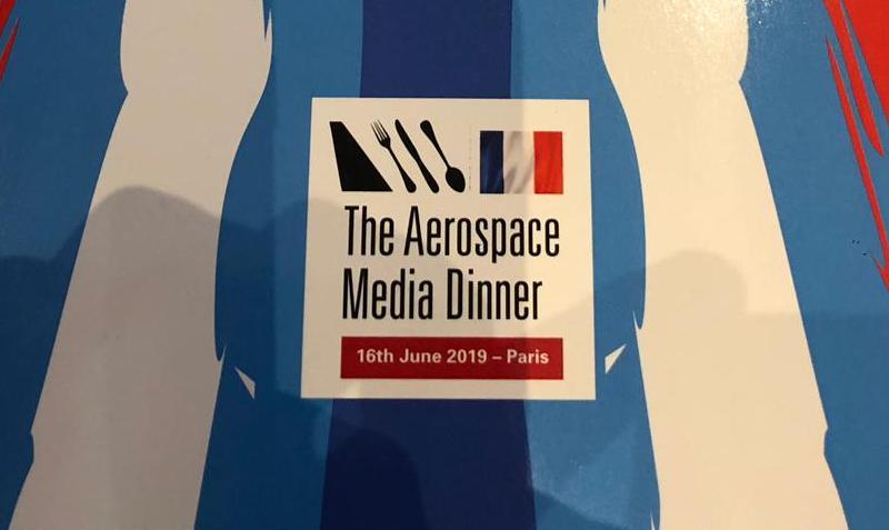 Aerospace Media Dinner 2 - Aerospace Media Dinner. Званный ужин в аэрокосмической области