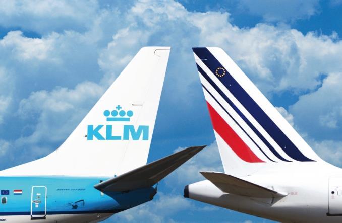 Airfranceklm - 10 лет партнерства Air France, KLM и Delta Air Lines