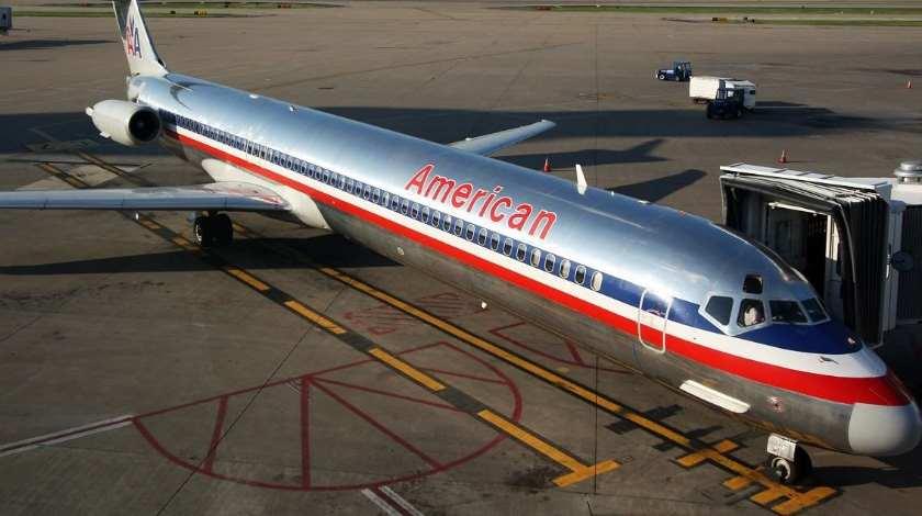 American Airlines официально отказывается от McDonnell Douglas MD-80