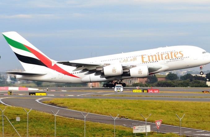 EmiratesA380 - Самые интересные авиамаршруты мира
