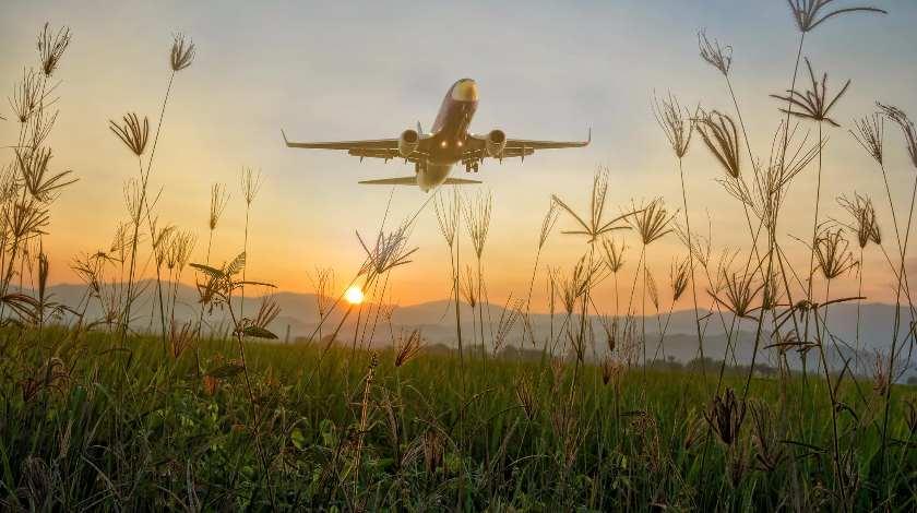 В Европе появится первый завод экологически чистого авиационного топлива