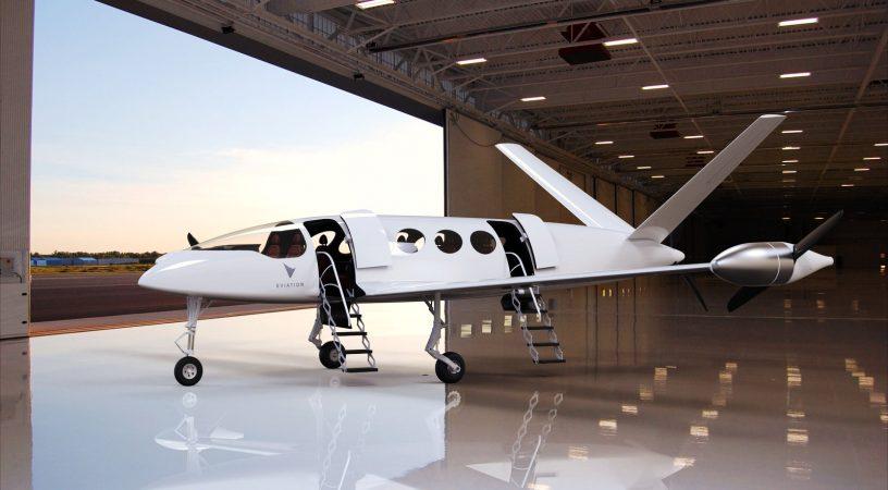 Eviation AircraftHP 816x450 - Деловая авиация стремится к переходу на электрическую тягу