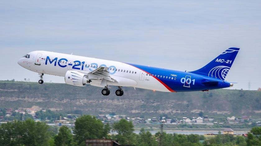 Сможет ли МС-21 из российских композитов подняться в воздух с российскими двигателями?