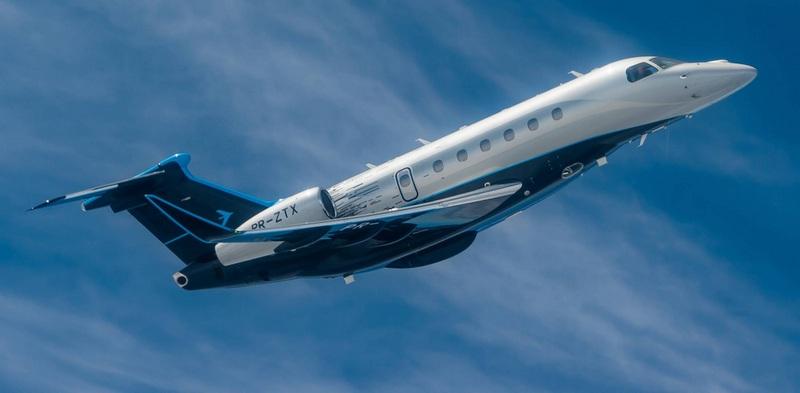 Новинки от Embraer