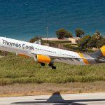 Thomas Cook Airlines Scandinavia Airbus A330 343 OY VKG takes off at Rhodes 150x150 - Thomas Cook рассматривает возможность продажи своих авиакомпаний