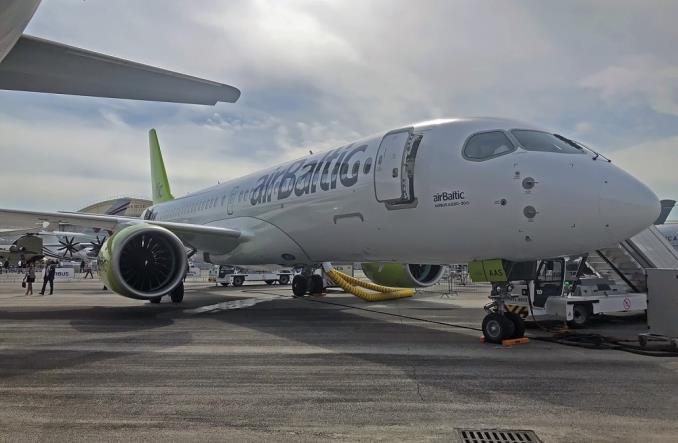 airbaltica220new - Президент airBaltic об авиалайнере A321XLR - в отрасли еще не было таких самолетов
